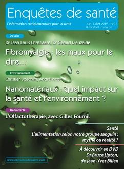 Interview du dr Dieuzaide pour le magazine Enquêtes de Sante