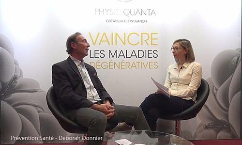 Le Dr Dieuzaide en interview avec Déborah Donnier
