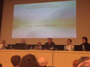 Prise de parole à l'assemblée nationale – compte rendu et photos