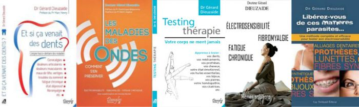 Site officiel du Dr Gérard Dieuzaide