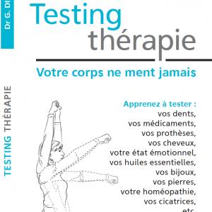 Testing thérapie de Gérard Dieuzaide